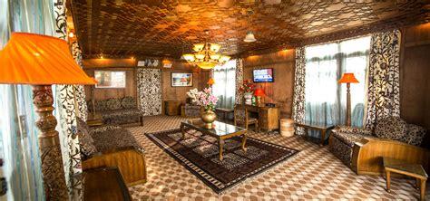 kashmir houseboat srinagar houseboat luxury houseboat