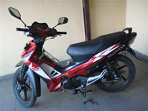 Honda Supra X 125 2008 serambi kita jual motor honda supra x 125 r 2008