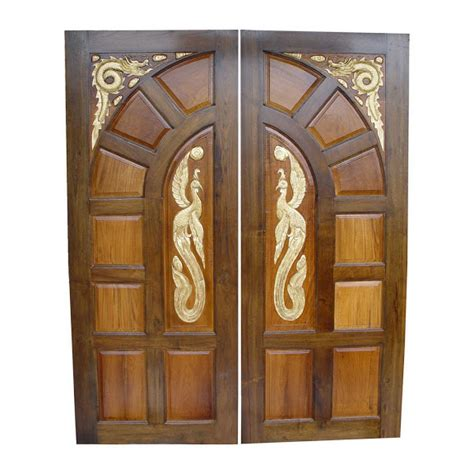 kail solid wood door hpd410 doors