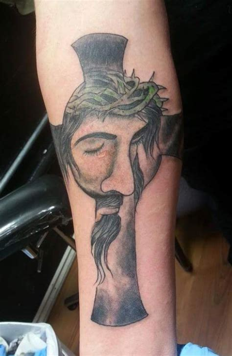 tattoo cross fails 17 of the worst bad tattoos that define fail team jimmy joe