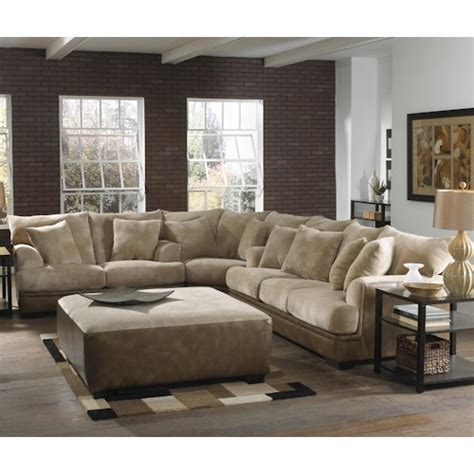 Jackson Furniture Outlet by Jackson Furniture Large L Shaped Sectional Sofa