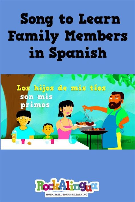 song in spanish spanish words and colors on pinterest