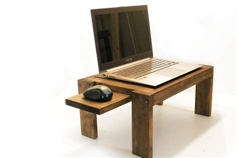 Wooden Laptop Desk Request A Custom Order And Something Made Just For You