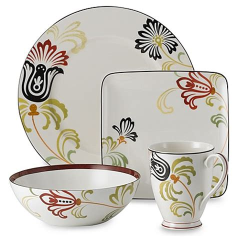 bed bath and beyond dinnerware noritake 174 tempo collection combo dinnerware bed bath