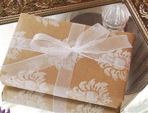 brown paper bag gift wrap brown paper grocery bag gift wrap new nostalgia