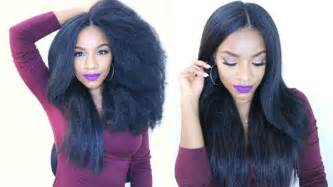 can i get my crochet hair weave how to do natural looking invisible part crochet braids