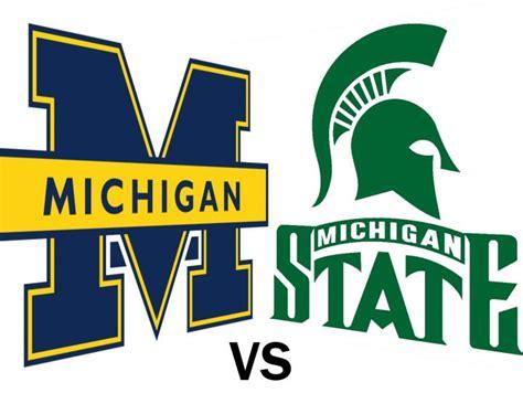 Michigan State Records Michigan Vs Michigan State Indoor Dual