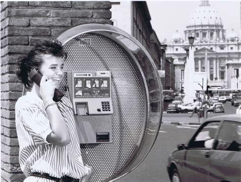 numeri delle cabine telefoniche cabina telefonica cose passato curiosando anni 70