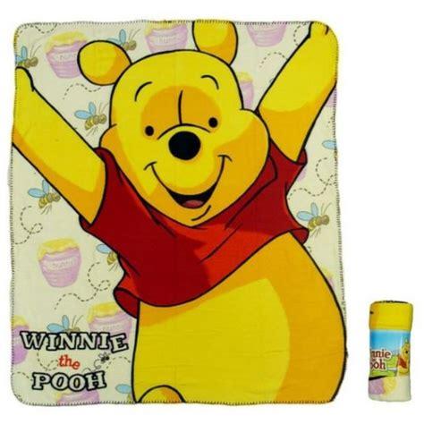 lada winnie the pooh lada pisan winnie puuh kuscheldecke pooh decke 120x140cm