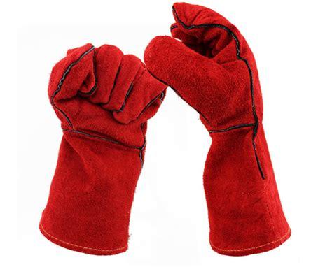Sarung Tangan Las Yamato jual sarung tangan las welding glove 14 inch berkah