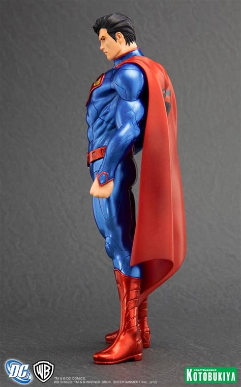 Kotobukiya Artfx Statue Superman kotobukiya s new 52 artfx superman green lantern plastikitty