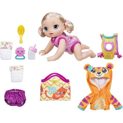 baby alive gatea baby alive baby go bye bye doll