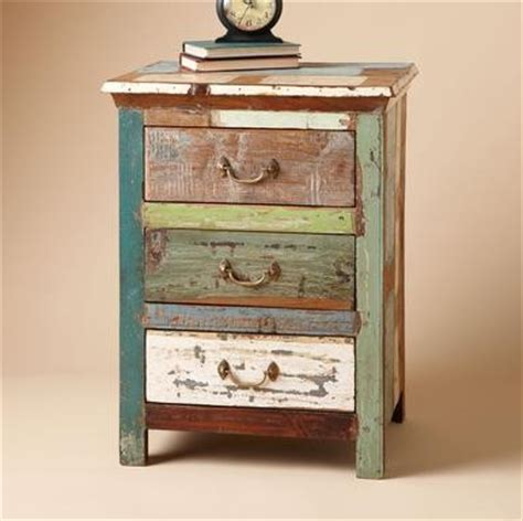 funky bedside tables paintbox side table side tables dressers bedroom