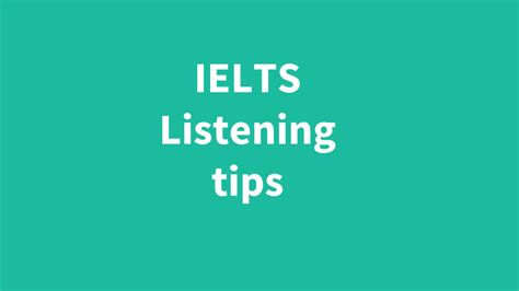 ielts listening strategies the ultimate guide with tips tricks and practice on how to get a target band score of 8 0 in 10 minutes a day books 9 ielts listening tips and tricks examiners do in the