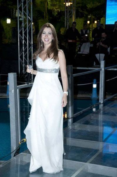 Bridal Approved White Dresses From Nancy Ajram   Arabia