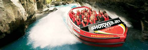 shotover river jet boat ride new zealand shotover jet queenstown new zealand activities in new