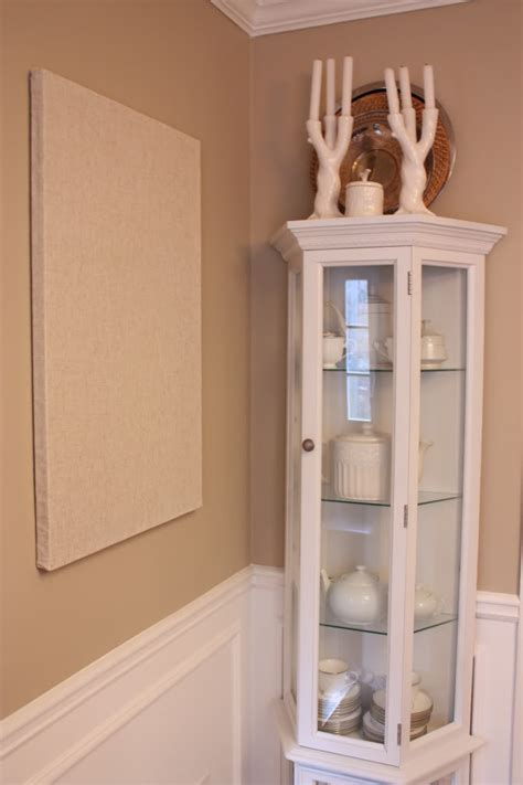 small white curio cabinet ? Roselawnlutheran