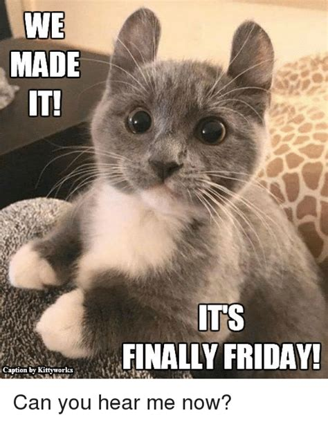 Finally Friday Meme - 25 best memes about its finally friday its finally