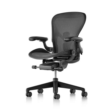 Herman Chairs Sydney by Herman Aeron Remastered Mesh Office Chair