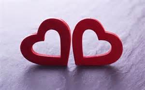 Hearts the symbole of love background img rocks wallpaper hd