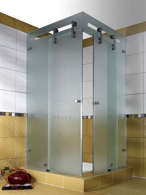 Bath With Shower Screen shower cabins dr greiche glass