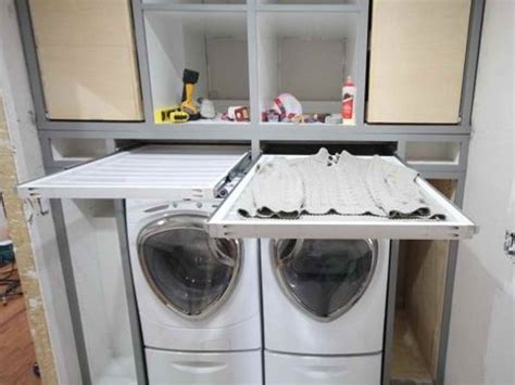 Ideas Laundry Room Ideas For Small Spaces With Drying Laundry For Small Spaces