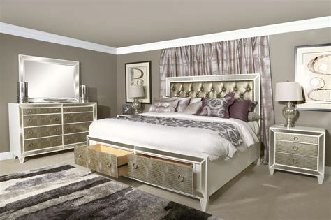 magnussen bedroom furniture magnussen home monroe california king bedroom group