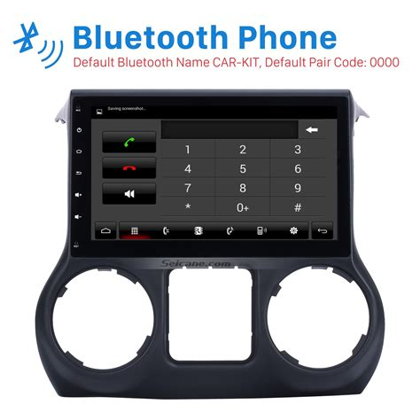 Jeep Wrangler Touch Screen Radio 10 1 Inch Hd Touch Screen 2011 2012 2013 2016 Jeep