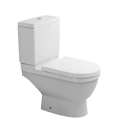 toilette starck duravit starck 3 coupled toilet with cistern seat and cover 012609