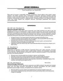 resume for a restaurant jobs exle resumes resume skills for restaurant resumes design