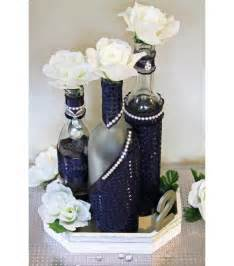 Wine bottle decor wedding table centerpieces centerpiece ideas