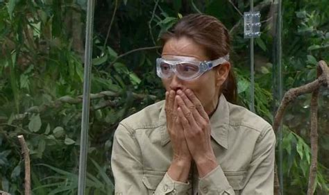 celebrity jungle elimination tinchy and kendra leave i m a celeb jungle in shock double