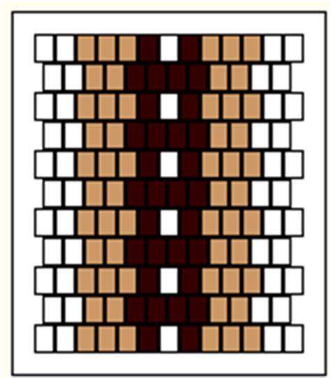 Pattern Inkle Loom | inkle loom weaving threads of my life
