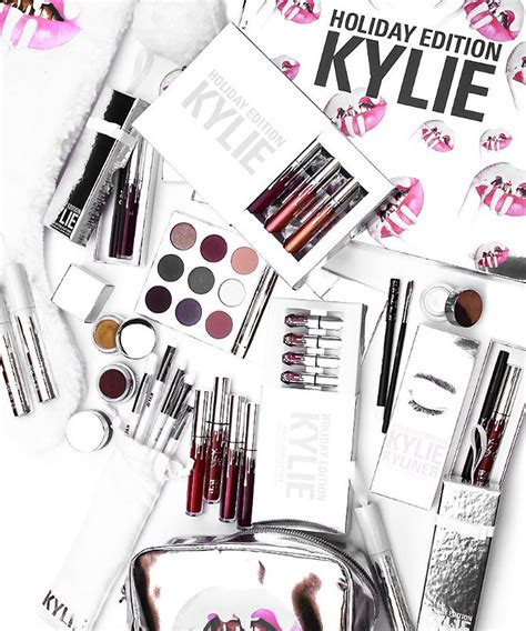 kylie jenner collection holiday lifestyle gift guides beauty holiday collections moda
