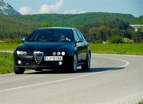 alfa alfa testo alfa romeo alfa 159 sportwagon 2 4 jtdm ti avtomobilizem