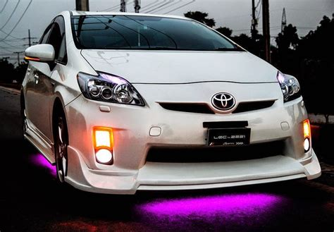 modified toyota modified cars modified toyota prius car