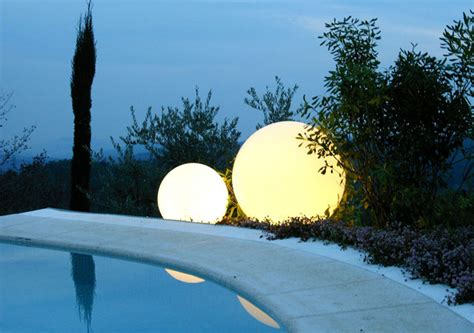outdoor pool lighting charming garden and swimming pool lights by slide digsdigs