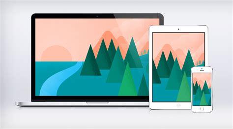 google design online google i o landscape wallpaper material design by