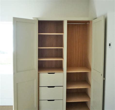 Fitted Wardrobe Interiors by Wardrobes Mull Of Kintyre Dunham Fitted Furniture