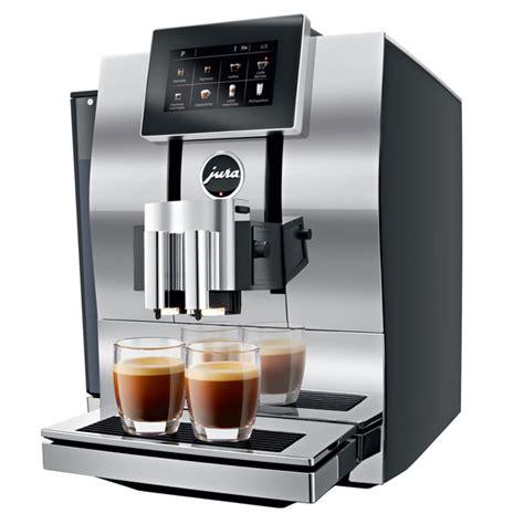 coffee machine jura single serve brewing systems