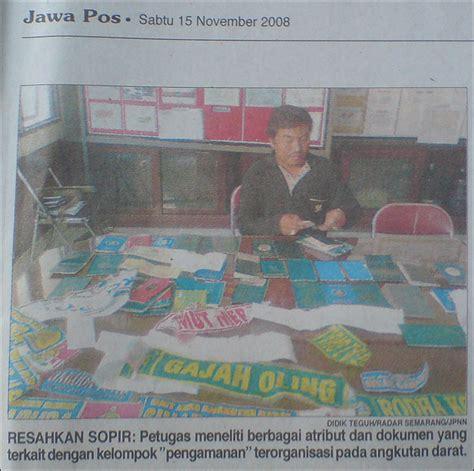 Stiker Polda Bali upaya polisi melawan premanisme terorganisasi