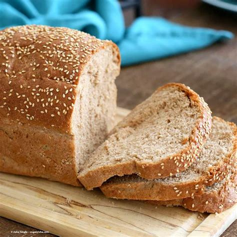 whole grains bread recipe 100 whole wheat bread recipe vegan richa