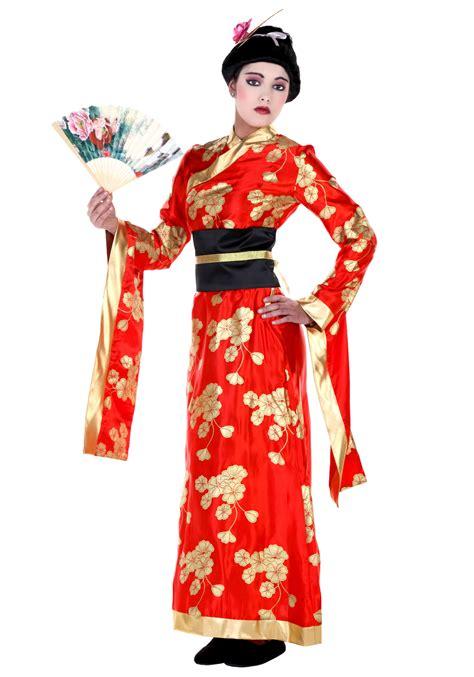Gesha Top Bisa Custom kimono costume