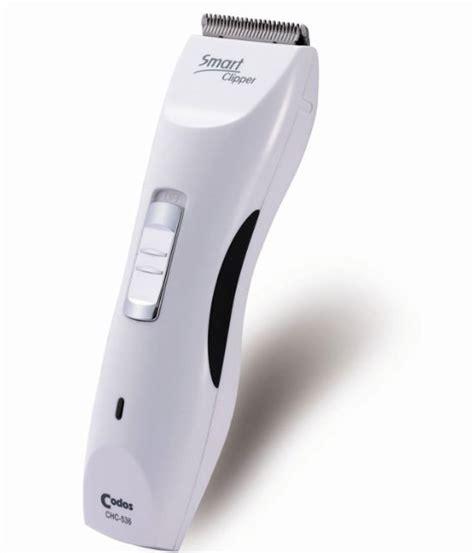 Jual Alat Cukur Rambut Rechargeable Portable Codos Smart Stock Ter jual alat dan mesin cukur hair clipper portable harga