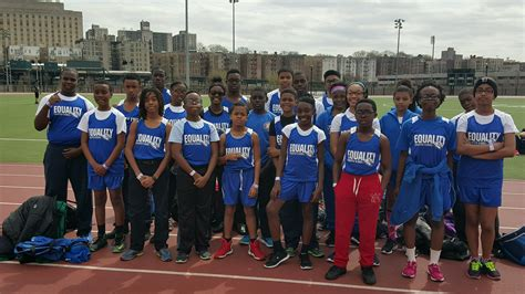 equality charter middle school athletics track meet
