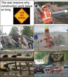Meme Construction - funny construction quotes quotesgram