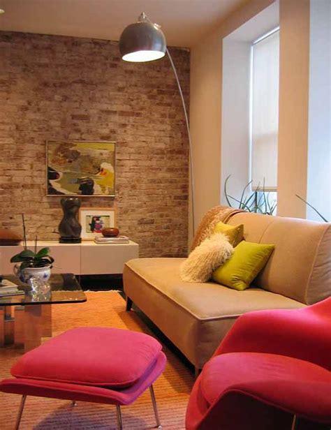 tips desain ruang tamu kecil  beda  nyaman