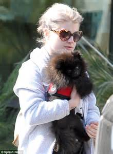 osbourne pomeranian i just can t believe it osbourne s loses another as noodles is put to