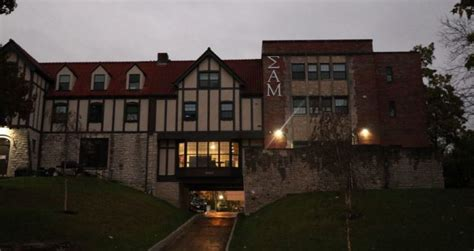 sigma alpha  fraternity chapter suspended indefinitely