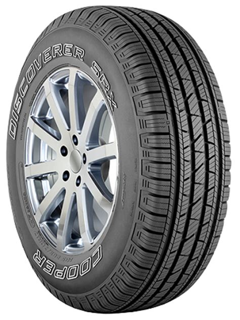cooper light truck tires 275 55r20xl cooper discoverer srx suv and light truck tire